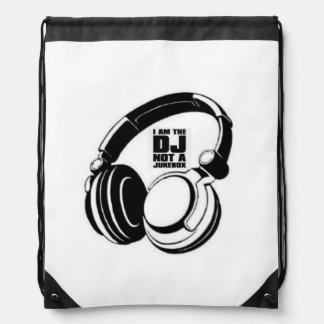 DJ KLASH-GEAR: Tasche Turnbeutel