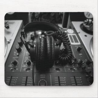 DJ-Mischer-Mausunterlage Mousepads