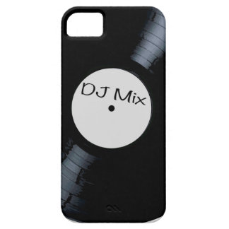 DJ-Mischungs-Plattenfirma iPhone 5 Etui
