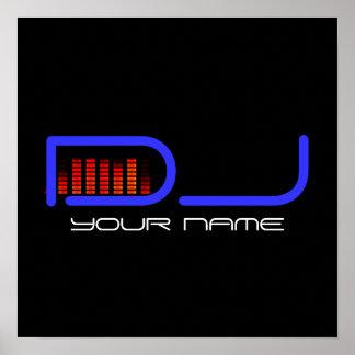 DJ-PLAKAT