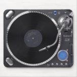 DJ-Turntable Mousepad