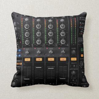 DJ-Turntablemischerkissen Kissen