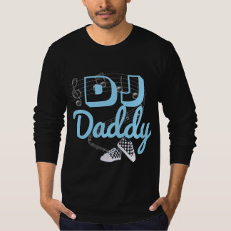 DJ-Vati-angesagtes Hopfenbaby-Duschen-Shirt