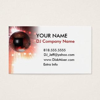 DJ-Visitenkarten 01 Visitenkarten