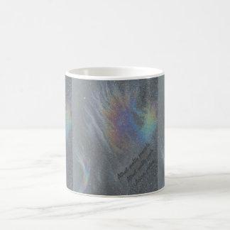 Djaneraimages ursprünglicher Prismaentwurf Kaffeetasse