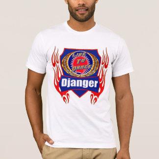 Djanger Tanz-Abnutzungs-T - Shirts