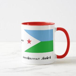 DJIBOUTI*-, Tassen