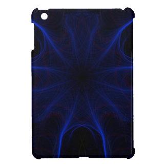 DK. Blauer Laser iPad Mini Hülle
