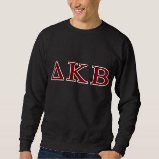 DKB schwarze Strickjacke Sweatshirt