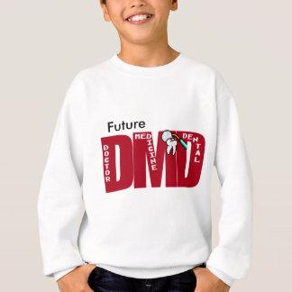 DMD große rote ZAHNMEDIZIN DOKTOR-OF Sweatshirt