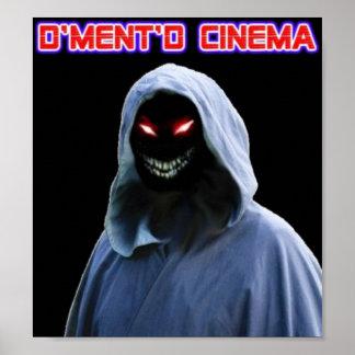 "D'Ment'D Kino ""Drogo"" Plakat"