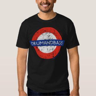 DnB Untergrund (Bedrängnis) Shirts