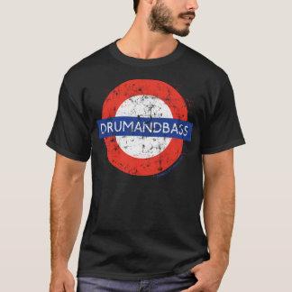 DnB Untergrund (Bedrängnis) T-Shirt