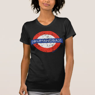 DnB Untergrund Bedrängnis T Shirts