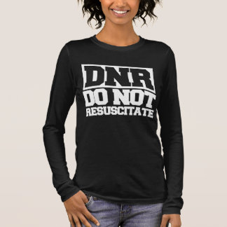 DNR beleben nicht wieder Langarm T-Shirt
