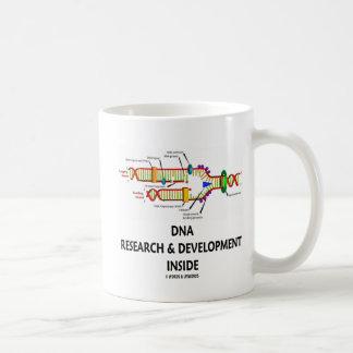 DNS-Forschung u. -entwicklung nach innen Kaffeetasse