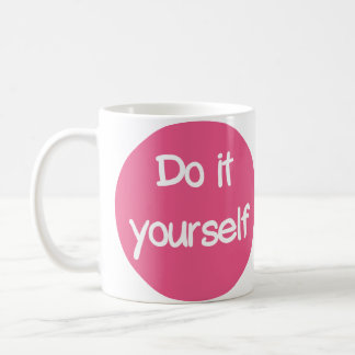 Do it Yourself Tasse Logo