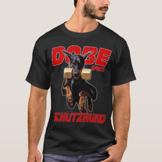 Dobe Sport Schutzhund holt zurück T-Shirt