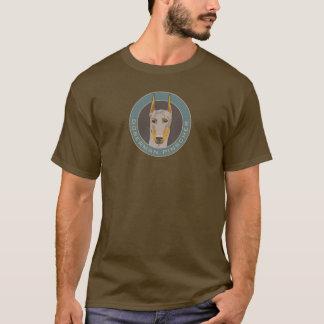 Dobermann-Abzeichen, Kitz T-Shirt