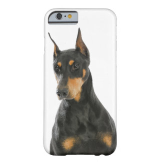 Dobermann-Smartphone-Fall Barely There iPhone 6 Hülle