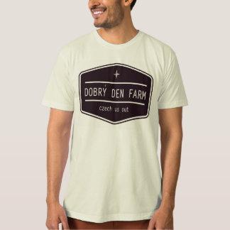 Dobry Höhlen-Bauernhof-T - Shirt