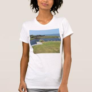 Dock auf dem Wasser T-Shirt