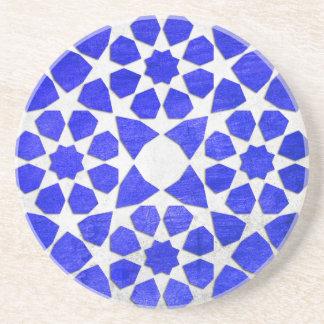 Dodecagon u. Octagon-geometrisches türkisches Getränkeuntersetzer