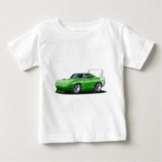 Dodge Daytona grünes Auto Baby T-shirt