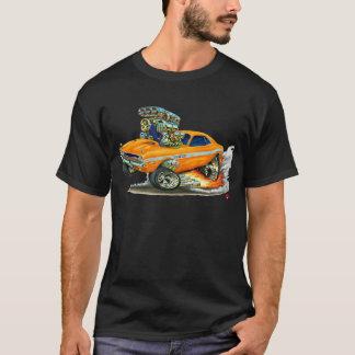 Dodge-Herausforderer-Orangen-Auto 1970-72 T-Shirt