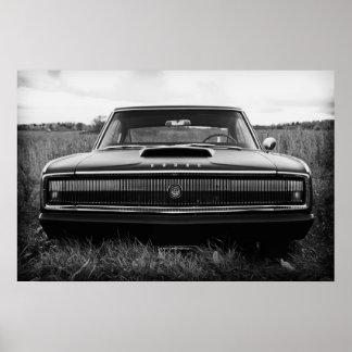Dodge-Ladegerät 1966 Poster