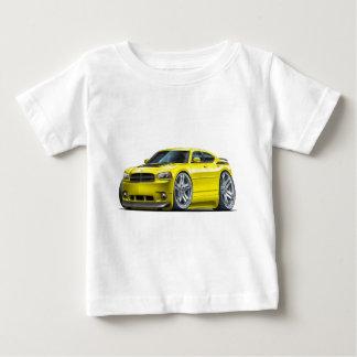 Dodge-Ladegerät Daytona gelbes Auto Baby T-shirt