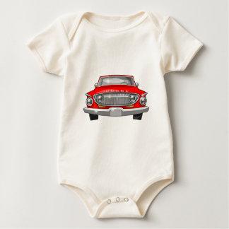 Dodge-Pfeil 1962 Baby Strampler