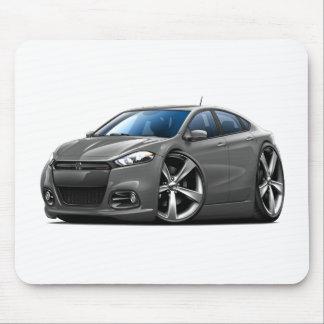 Dodge-Pfeil-Grau-Schwarzes Grill-Stahlauto Mousepad