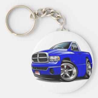Dodge-RAM-Blau-LKW 2003-08 Schlüsselanhänger