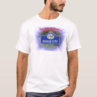 Dodge-Stadt T T-Shirt