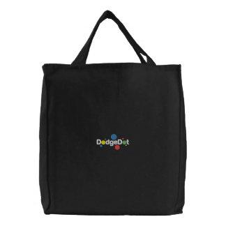 DodgeDot™ stickte Taschen-Tasche Bestickte Tragetasche