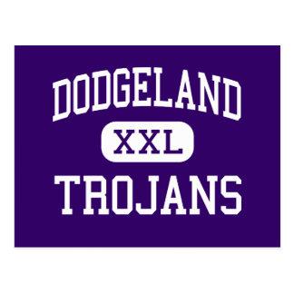 Dodgeland - Trojan - Jüngeres - Reeseville Postkarte