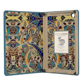 Dodocase iPad Minifall der BlumenZentangle