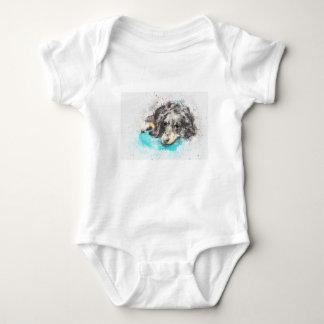 dog-2719601_1920 baby strampler