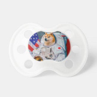 Doge Astronaut-doge-shibeDoge Hund-niedlicher Doge Schnuller