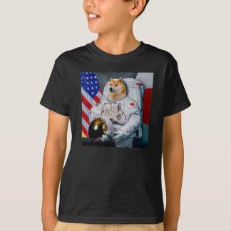 Doge Astronaut-doge-shibeDoge Hund-niedlicher Doge T-Shirt