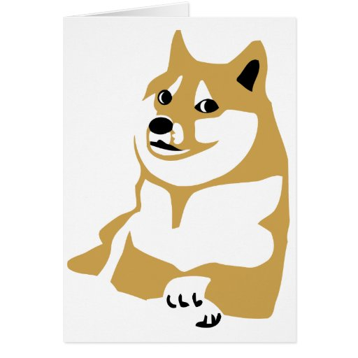Doge - Internet meme Karten