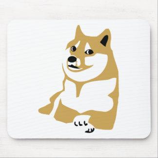 Doge - Internet meme Mousepads