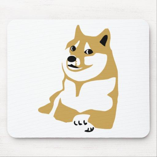 Doge - Internet meme Mauspads