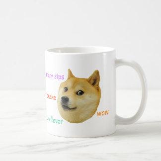 Doge-Kaffee-Tasse
