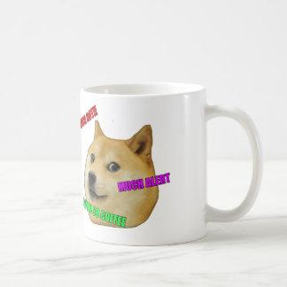Doge Meme Kaffee-Tasse! Tasse