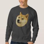 Doge sehr wow viel Hund solches Shiba Shibe Inu Sweatshirt