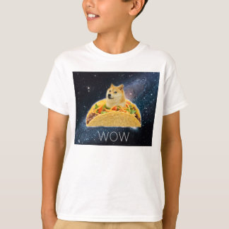 Doge Taco - Doge-shibeDoge Hund-niedlicher Doge T-Shirt