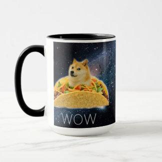 Doge Taco - Doge-shibeDoge Hund-niedlicher Doge Tasse