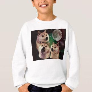 Dogemond - Dogeraum - Hund - Doge - shibe Sweatshirt